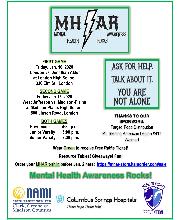 Mental Health Awareness Rocks!
