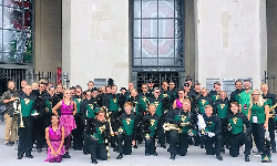 Congratulations to our Golden Eagle Marching Band for winning the Best Music Award, earning a Superior Rating, and Qualifying for OMEA State Marching Band Finals at The Ohio State University!!!