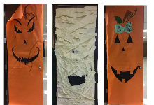 Halloween Door Decorating Contest