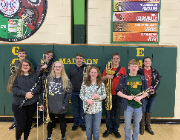January 25th was a fantastic day for our music program at Madison-Plains. Congratulations to our band and choir students for receiving 11 Superior Ratings and 1 Excellent Rating at OMEA Solo and Ensemble!