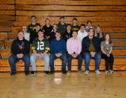 The Quick Recall ended the regular season in 1st place with a record of 13-1.  After a hard fight, they finished in 2nd place at the tournament on February 1st.  However, it still put them in 1st place to win the OHC League Championship. GO EAGLES!