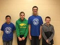 MP Junior High Band Students Recognized