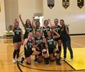 8th grade volleyball ohc champs