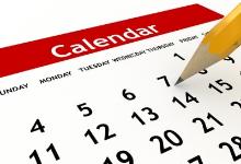 21 - 22 School Calendar