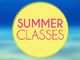 Interested in taking summer classes?