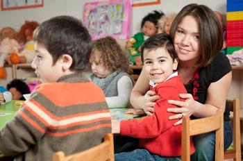 Child Care in MP