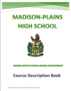 2018-19 Course Descriptions