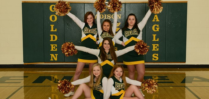 Junior High Cheerleading