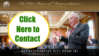 Contact Your State Representative, Bill Dean (R)